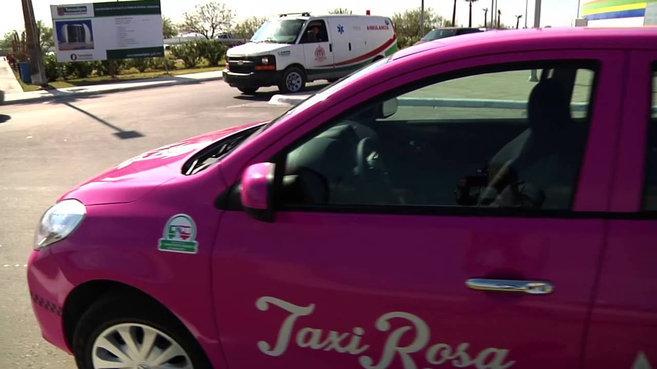 TAXIS ROSAs